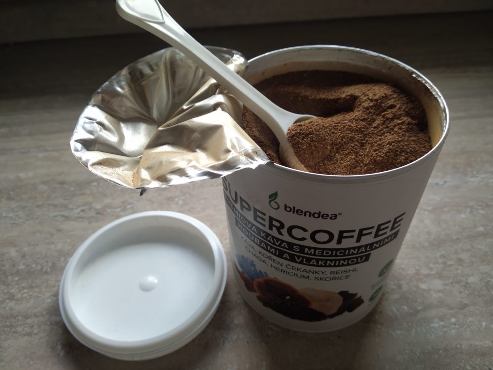 Balenie kávy Blednea SUPERCOFFEE