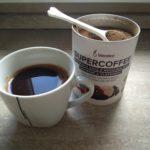 Príprava kávy Blendea SUPERCOFFEE