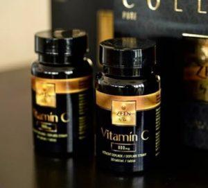 Vitamín C ku kolagénu