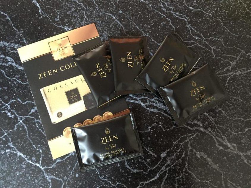 Zeen Collagen balený v praktických vrecúškach