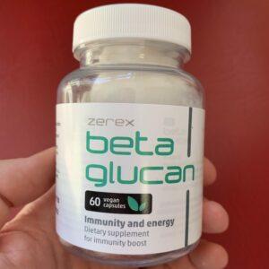 Zerex Beta Glukán - recenzia