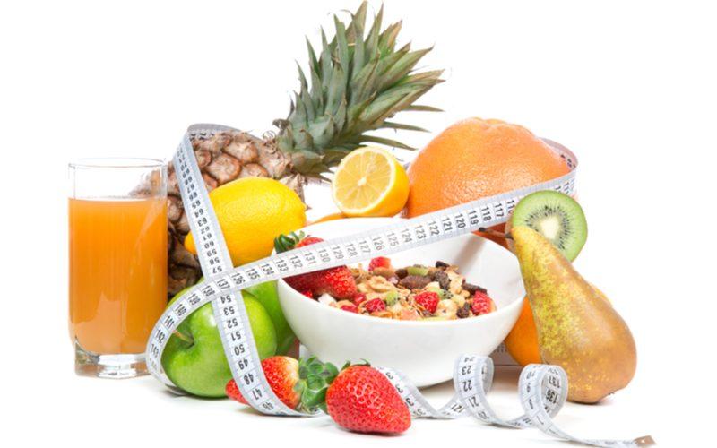 ovocie a zelenina (zdravé chudnutie) a výpočet bazálneho metabolizmu