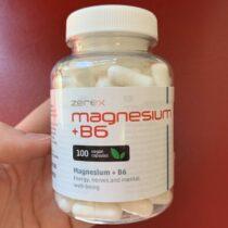 Zerex Magnézium + B6