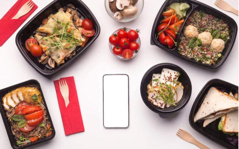 jedálniček zostavený podľa kalorických tabuliek