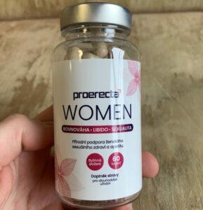 Proerecta Women recenzia