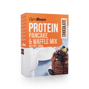 Proteínové palacinky Pancake & Waffle Mix 500 g – GymBeam
