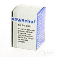 ROWACHOL- 50 kapsúl