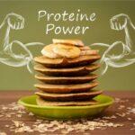 Proteínové palacinky - PREHĽAD značiek hotových zmesí + 7 RECEPTOV na domáce proteínové palacinky