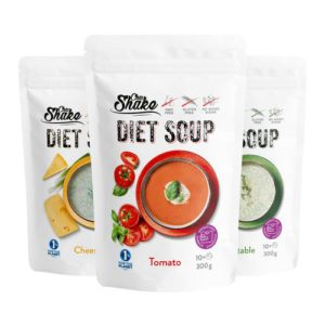 Diétna polievka – Chia Shake – Žite zdravo!