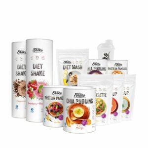Diétny balíček na 4 týždne – Chia Shake