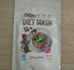 Kaša Chia Shake čokoládová