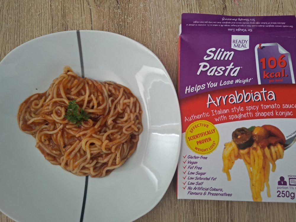 Hotové jedlo Slim Pasta